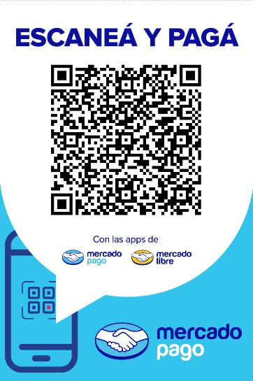 QR MercadoPago