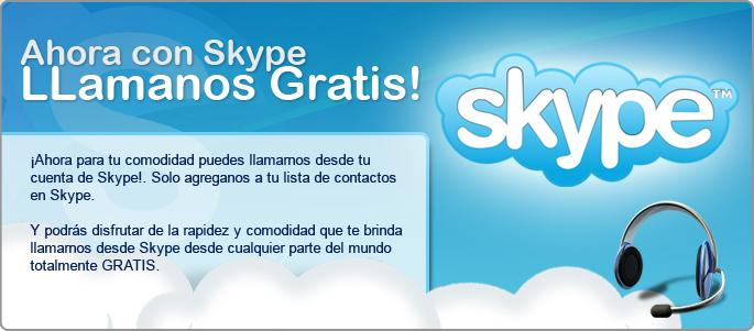 Soporte con skype
